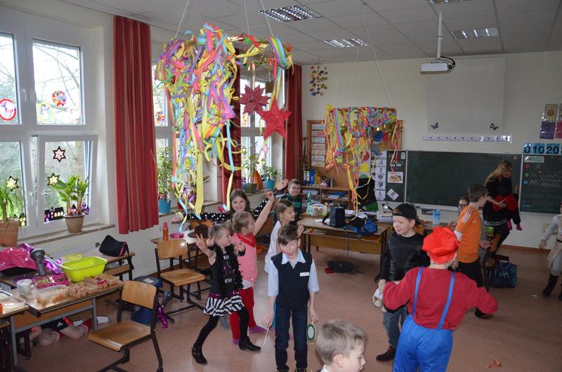 Grundschule Rodenkirchen Karneval